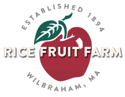 Rice Fruit Farm logo